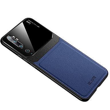 Недорогие Чехлы и кейсы для Xiaomi-чехол для xiaomi сцена карта xiaomi 9 9 pro 9se redmi k20 k20 pro новая имитация кожи защиты глаз глаз серия ПК закаленное стекло фанера три в одном все включено чехол для мобильного телефона