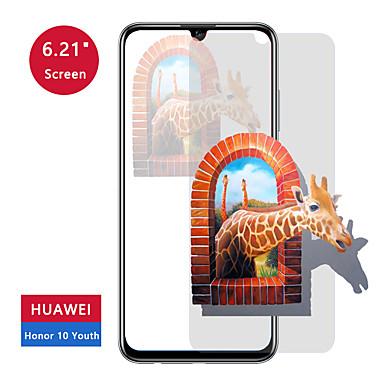olcso Huawei képernyővédők-meztelen szemmel 3d huawei tiszteletére 10 yout telefon képernyővédő 1 db edzett üveg filmóra 3D-s videók és képek 3D-s szemüveg viselése nélkül készíthet 3D-s videókat és képeket, és megoszthatja
