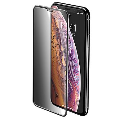 Недорогие Защитные плёнки для экрана iPhone-Защитная пленка для экрана из закаленного стекла baseus с защитой от загара (защита от сотовой пыли) для ipx / xs 5.8 дюймов черный