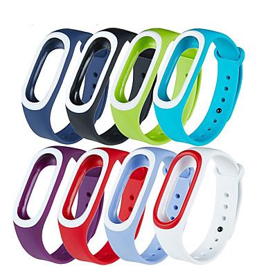 voordelige Horlogebandjes voor Xiaomi-horlogeband voor xiaomi hey + xiaomi sportband siliconen polsband