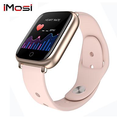 رخيصةأون ساعات ذكية-الساعات الذكية الرجال الرياضة تعقب النساء معدل ضربات القلب رصد اللياقة البدنية ووتش الذكية للهاتف أندرويد الروبوت