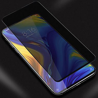 Недорогие Защитные плёнки для экранов Xiaomi-защитная пленка для экрана xiaomi mix 3 / mix 2 / mix 2s с антишпионским закаленным стеклом 1 передняя защитная пленка для ПК с высоким разрешением (hd) / твердость 9 ч