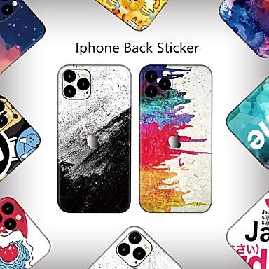 Недорогие Защитные плёнки для экрана iPhone-наклейки для iphone 11 11pro 11promax задняя защитная крышка экрана наклейки наклейки телефон стикер