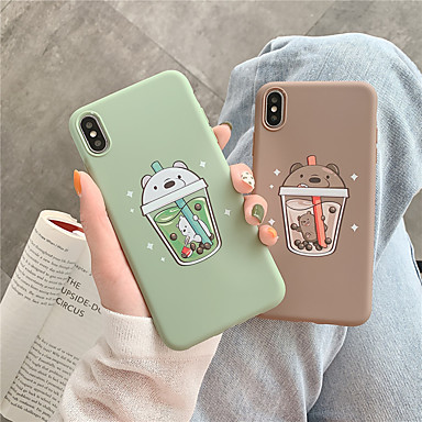 cheap iPhone Cases-Case For Apple iPhone 11 / iPhone 11 Pro / iPhone 11 Pro Max Pattern Back Cover Cartoon TPU