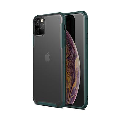 voordelige iPhone 7 Plus hoesjes-hoesje voor apple iphone 11 / iphone 11 pro / iphone 11 pro max ultradunne achterkant effen gekleurd tpu x xs xsmax xr 8 8plus 7 7plus 6 6plus 6s 6splus
