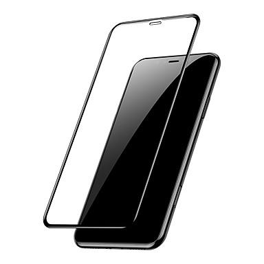 baratos Protetores de Tela para iPhone-baseus impressão em seda 3d anti filme de vidro temperado macio para iphone6 / 6s branco