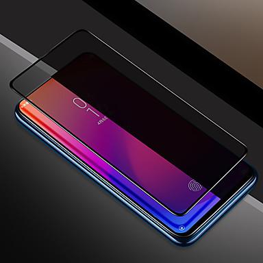 olcso Xiaomi képernyővédők-adatvédelmi képernyővédő redmi k20 / k20 pro kémcső elleni edzett üveghez 1 db első képernyővédő nagyfelbontású (hd) / 9h keménység