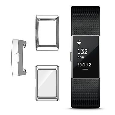 Недорогие Аксессуары для мобильных телефонов-чехол с ремешком для зарядки fitbit 2 пластиковая совместимость fitbit