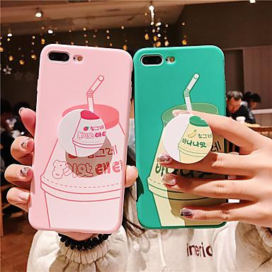 voordelige iPhone 6 hoesjes-hoesje Voor Apple iPhone 11 / iPhone 11 Pro / iPhone 11 Pro Max met standaard / Patroon Achterkant Voedsel TPU