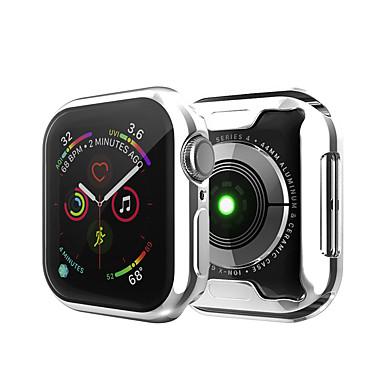 Недорогие Аксессуары для смарт-часов-чехлы для яблочных часов серии 5 / яблочные часы серии 4 / яблочные часы серии 4/3/2/1 совместимость с тпу apple