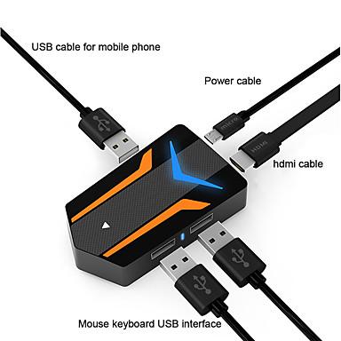 olcso Videojáték tartozékok-a legújabb teljes képernyős mikroszkóp új, tc03 típusú c-től 4 kHz-es kábelhez, azonnali vetítéshez csatlakoztassa a mobiltelefont a tv / GPS navigációhoz