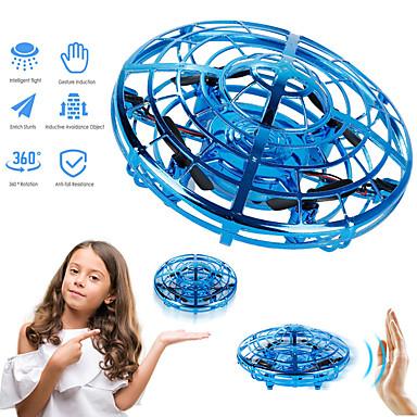 povoljno Noviteti-čarobna ruka ufo leteći zrakoplov drone igračke električna elektronička igračka mini indukcija drone ufo igračke djeca xmas darovi za vjenčanje