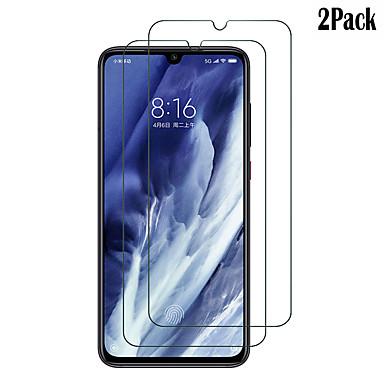 Недорогие Защитные плёнки для экранов Xiaomi-Защитная пленка для экрана naxtop Xiaomi mi 9t 9 pro lite redmi 8a 8 Защитная пленка для экрана высокой четкости (hd) 2 шт. Закаленное стекло