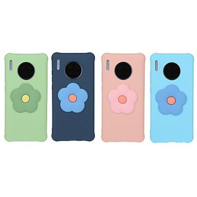 olcso Huawei tokok-tok a huawei jelenet térképhez társ - 30 társ 30 lite - társ 30 pro az új 3d sztereoszkópikus javítás cukorka színű fagyott tpu textúra négy sarok esésgátló all-inclusive telefon tok aoke