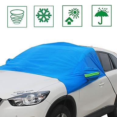 olcso Autóvédők-iztor prémium szélvédő hótakaró hójég fagyvédő burkolatok az ablaktörlők szélvédő ablakai és tükrök méretei minden járműhöz