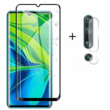 Недорогие Защитные плёнки для экранов Xiaomi-Защитная пленка для объектива Защитная пленка для экрана xiaomi mi cc9 pro / note 10 / note 10 pro