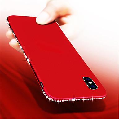 זול מגנים לאייפון-מגן עבור Apple אייפון 11 / אייפון 11 פרו / iPhone 11 Pro Max ריינסטון / אולטרה דק כיסוי אחורי אחיד TPU