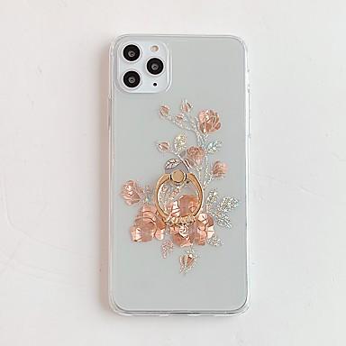 """Недорогие Кейсы для iPhone 7-чехол для карты сцены Apple iphone 11 11 pro 11 pro max x xs xr xs max 8 золотая роза с внутренним и наружным кольцевым покрытием, кронштейн материал тпу imd process чехол для мобильного телефона """"все"""