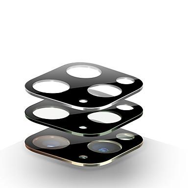 Недорогие Защитные плёнки для экрана iPhone-AppleScreen ProtectoriPhone 11 Pro Зеркальная поверхность Протектор объектива камеры 1 ед. Nano
