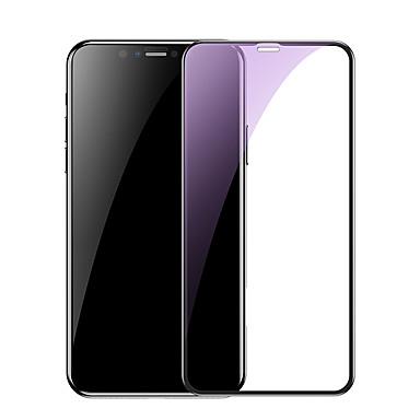 baratos Protetores de Tela para iPhone-filme de vidro temperado em toda a tela com baseus 0.2mm para ip 6.1 (2018) preto