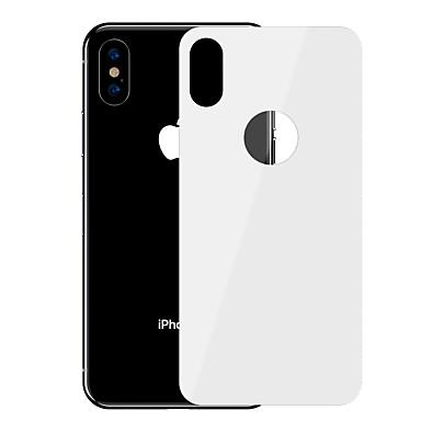 baratos Protetores de Tela para iPhone-AppleScreen ProtectoriPhone XS Max Resistente a Riscos Protetor Traseiro 1 Pça. Vidro Temperado