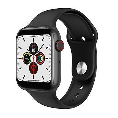 رخيصةأون ساعات ذكية-w34 smartwatch bt البدنية تعقب دعم دعم تخطر / ecg + معدل ضربات القلب / قياس ضغط الدم لتفاح / سامسونج / هواتف أندرويد