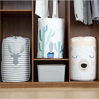 povoljno Kutije za spavaću i dnevnu sobu-vreće za pranje rublja, spremanje prljave odjeće za spavaonice ili putovanja, odjeće za rublje odgovaraju većini rublja ili košara za rublje
