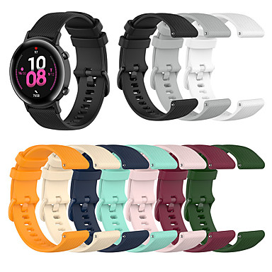 cheap Smartwatch Accessories-Watch Band for Huawei Watch GT2 46mm / Huawei Watch GT2 42mm Huawei Sport Band Silicone Wrist Strap