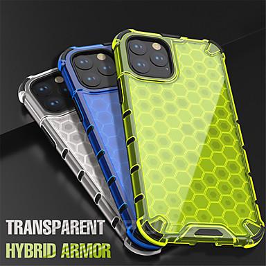 preiswerte iPhone Hüllen-Fall für iphone11 / 11pro / 11promax / x / xs / xr / xsmax / 8p / 8 / 7p / 7 / 6p / 6 stoßfest / ultradünne / lichtdurchlässige volle Körperfälle Normallack / Rüstung TPU
