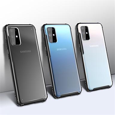 Недорогие Чехлы и кейсы для Galaxy S-чехол для samsung galaxy s20 / s20 plus / s20ultra ультратонкий жесткий чехол для ПК полный защитный чехол с матовой отделкой полупрозрачный легкий чехол для телефона samsung galaxy note 10 / note 10
