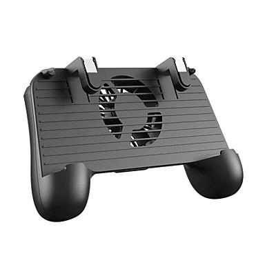 olcso Okostelefon-játék tartozékok-pubg mobil játékvezérlő gamepad lő cél tűz gomb trigger mobil markolat joystick szett mobiltelefon radiátor 2000mah power bank