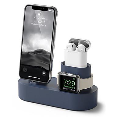 Недорогие Крепления и держатели для Apple Watch-Apple Watch Cool ПВХ Стол