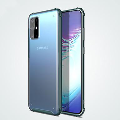 Недорогие Чехлы и кейсы для Galaxy S-чехол для samsung galaxy s11 / s11 plus / s11e сверхтонкий жесткий чехол для ПК полный защитный чехол с матовой отделкой полупрозрачный легкий чехол для телефона samsung galaxy note 10 / note 10 plus