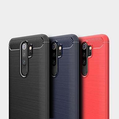 Недорогие Чехлы и кейсы для Xiaomi-Кейс для Назначение Xiaomi Redmi Note 5A / Xiaomi Redmi Note 5 Pro / Xiaomi Redmi Примечание 5 Защита от удара / Ультратонкий Кейс на заднюю панель Однотонный силикагель