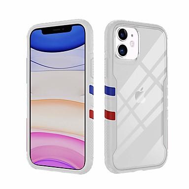 voordelige iPhone-hoesjes-schokbestendig mobiel hoesje voor Apple iPhone 11 / iPhone 11 pro / iPhone 11 pro max schokbestendig / imd full body hoesjes transparant TPU / pc