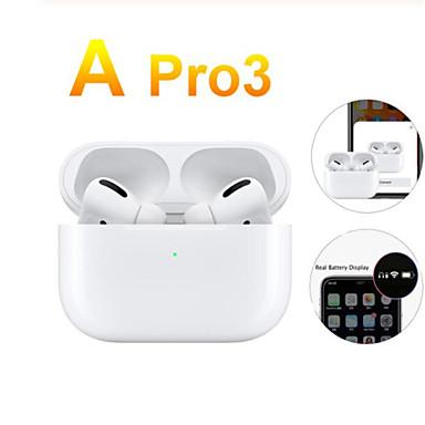 levne Headsety a sluchátka-ap pro tws bluetooth sluchátka bezdrátová sluchátka 1 1 vzduch 3 pro inteligentní senzor sluchátka sluchátka 8d hi-fi stereo sluchátka airpodding