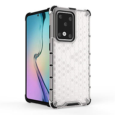 Недорогие Чехлы и кейсы для Galaxy S-чехол для samsung galaxy s20 / s20 plus / s20 ультра ударопрочный сотовый защитный чехол для телефона samsung galaxy s10 / s10 plus / s10e / note 10 / note 10 plus