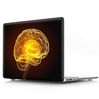 povoljno Maske za MacBook, torbe za MacBook i futrole za MacBook-školjka za tvrdi poklopac za macbook case pro air retina 13.12.2013. (13.201.2018 ./2016.) pvc kreativni mozak
