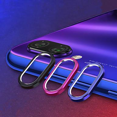 Недорогие Защитные плёнки для экранов Xiaomi-защитное кольцо объектива камеры из титанового сплава для Redmi Note 7 / Note 7 Pro высокой четкости