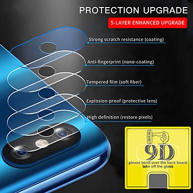 Недорогие Защитные плёнки для экранов Xiaomi-XIAOMIScreen ProtectorXiaomi Mi 8 SE Зеркальная поверхность Протектор объектива камеры 1 ед. Nano
