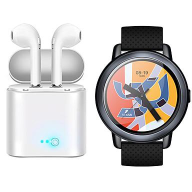 Недорогие Смарт-электроника-Indear Z29 мужчины женщины SmartWatch MTK6739 3 / 32G Bt Android IOS Wi-Fi 3G 4G водонепроницаемый сенсорный экран GPS-монитор сердечного ритма спортивный таймер секундомер шагомер напоминание об