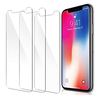 Недорогие Защитные пленки для iPhone SE/5s/5c/5-AppleScreen ProtectoriPhone 11 HD Защитная пленка для экрана 3 ед. Закаленное стекло