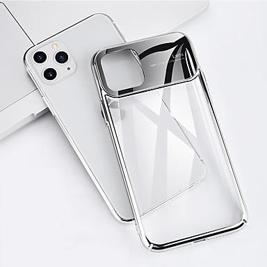 Недорогие Кейсы для iPhone 7-чехол для мобильного телефона для iphone 11pro max высококачественный прозрачный ультратонкий чехол для мобильного телефона xs max все включено оцинкованное стекло 7/8 плюс защитная крышка