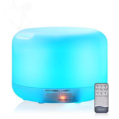 Недорогие Смарт-электроника-Красочный увлажнитель аромата холодного тумана 300 мл / ультразвуковой диффузор / завод