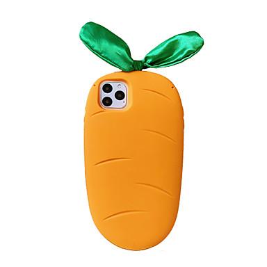 povoljno iPhone maske-Θήκη Za Apple iPhone 11 / iPhone 11 Pro / iPhone 11 Pro Max Otporno na trešnju Stražnja maska Hrana TPU