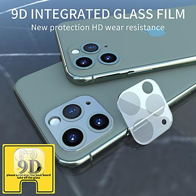 Недорогие Защитные плёнки для экрана iPhone-AppleScreen ProtectoriPhone 11 Pro Max Зеркальная поверхность Протектор объектива камеры 1 ед. Закаленное стекло