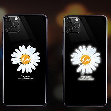 Недорогие Кейсы для iPhone 7 Plus-чехол для iphone 7 plus / чехол для iphone 8 plus / чехол для apple iphone 11 / iphone 11 pro / iphone 11 pro max ударопрочный / пыленепроницаемый / светодиодная вспышка подсветка задняя крышка