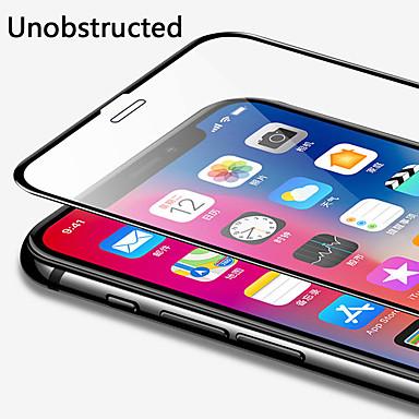 olcso iPhone 8 Plus képernyővédő fóliák-alma képernyővédő telefon 11 nagy felbontású xs max edzett film xr mobiltelefon film hd hd 7 / 8plus edzett film teljes képernyő 9h keménység fekete szél 11 mobiltelefon film