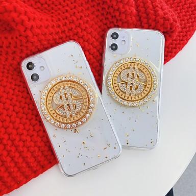 Недорогие Кейсы для iPhone 6 Plus-чехол для телефона iphone 11pro max usd проигрыватель чехол для телефона xs max декомпрессионный эпоксидный силикон 6/7 / 8plus защитный чехол