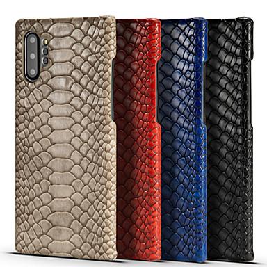 Недорогие Чехлы и кейсы для Galaxy Note-Кейс для Назначение SSamsung Galaxy S9 / S9 Plus / Note 9 Защита от удара / Ультратонкий Кейс на заднюю панель Однотонный ПК
